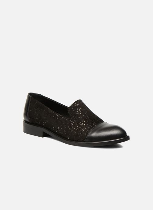 Loafers Yep Cayenne Black detailed view/ Pair view
