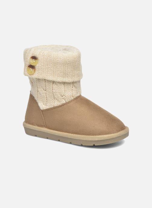 Bottines et boots Chicco Charme Beige vue détail/paire