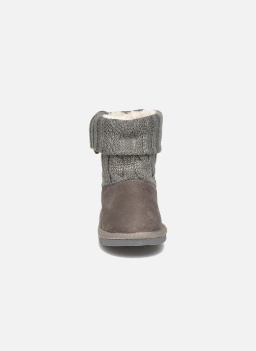 Bottines et boots Chicco Charme Gris vue portées chaussures