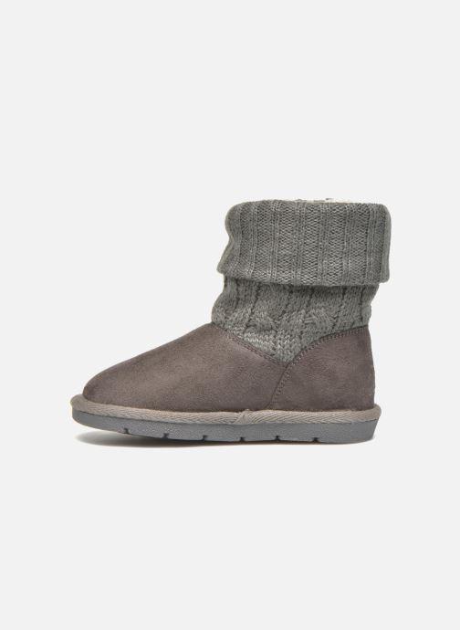Stiefeletten & Boots Chicco Charme grau ansicht von vorne