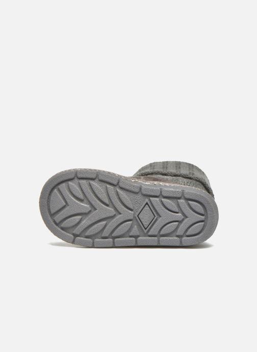 Stiefeletten & Boots Chicco Charme grau ansicht von oben