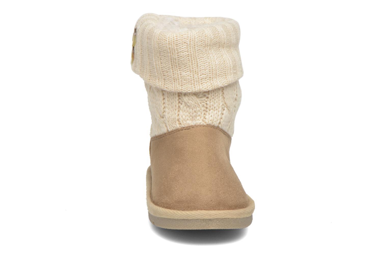 Bottines et boots Chicco Charme Beige vue portées chaussures