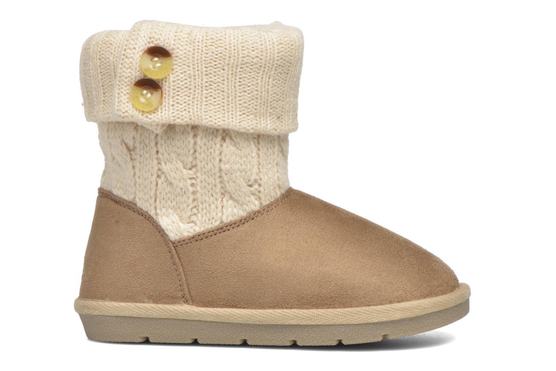 Bottines et boots Chicco Charme Beige vue derrière