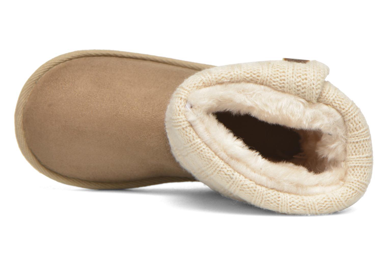 Bottines et boots Chicco Charme Beige vue gauche