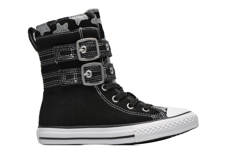 Bottines et boots Converse Chuck Taylor Bb Animal Glendale X-Hi Noir vue derrière