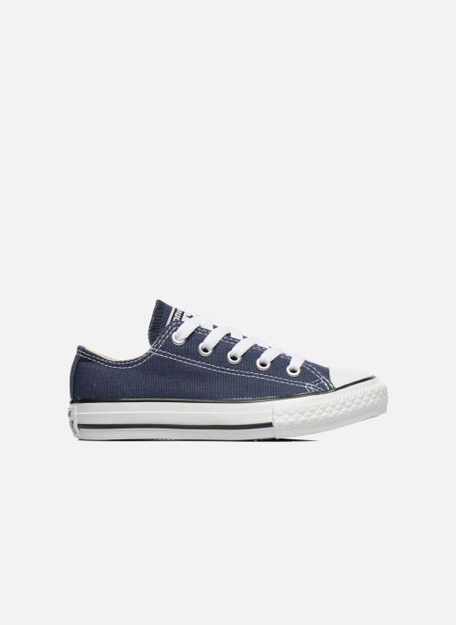 Sneaker Converse Chuck Taylor All Star Core Ox blau ansicht von hinten