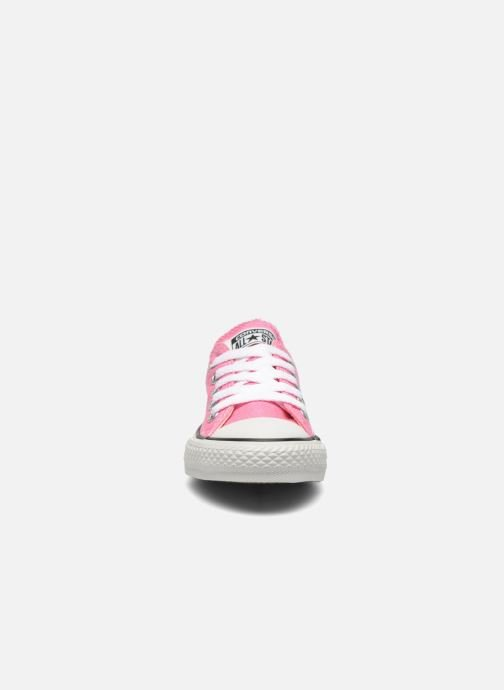 Trainers Converse Chuck Taylor All Star Core Ox Pink model view