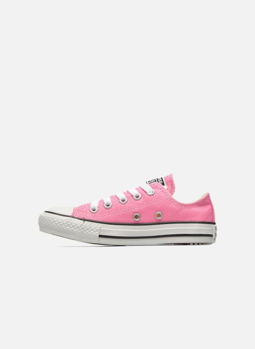 Sneakers Converse Chuck Taylor All Star Core Ox Roze voorkant