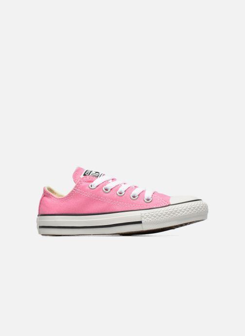 Sneaker Converse Chuck Taylor All Star Core Ox rosa ansicht von hinten