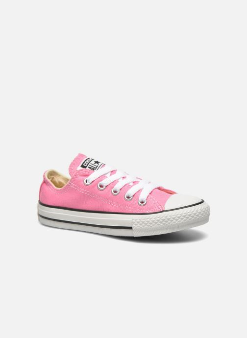 Baskets Converse Chuck Taylor All Star Core Ox Rose vue détail/paire
