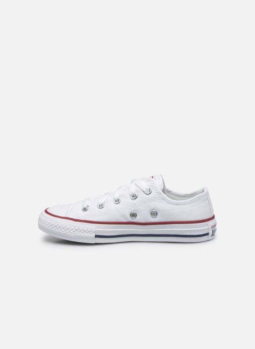 Baskets Converse Chuck Taylor All Star Core Ox Blanc vue face