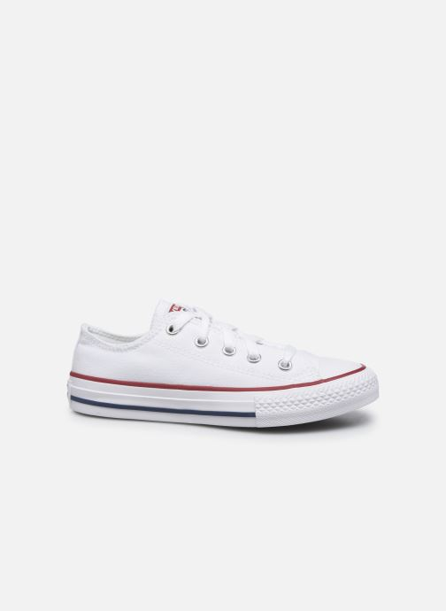 Sneakers Converse Chuck Taylor All Star Core Ox Bianco immagine posteriore