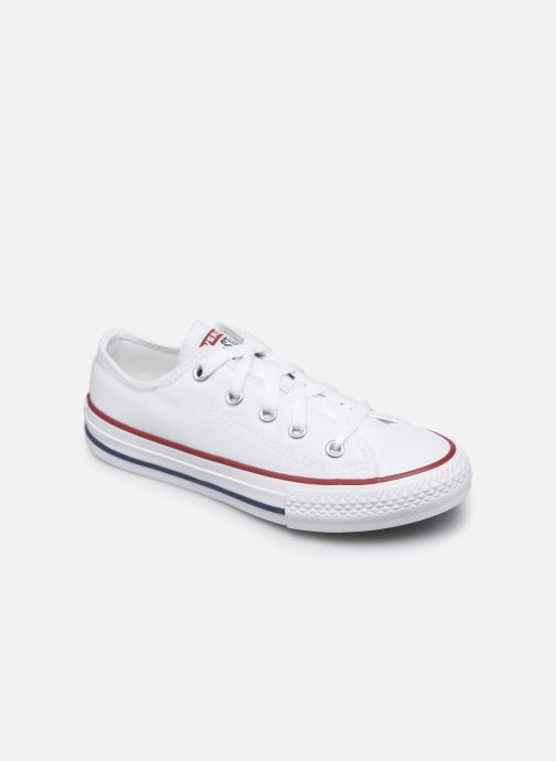 Trainers Converse Chuck Taylor All Star Core Ox White detailed view/ Pair view