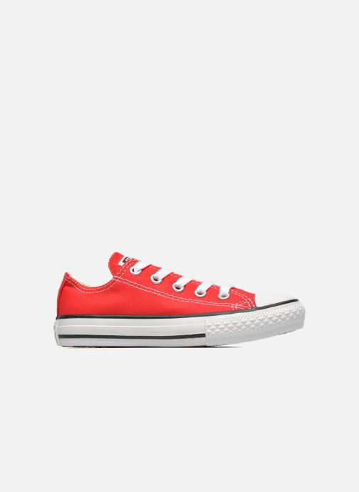 Sneakers Converse Chuck Taylor All Star Core Ox Rosso immagine posteriore