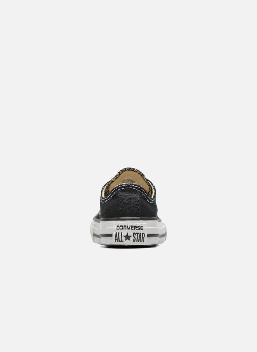 Sneakers Converse Chuck Taylor All Star Core Ox Zwart rechts