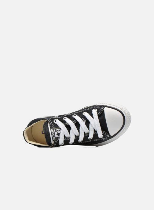 Sneaker Converse Chuck Taylor All Star Core Ox schwarz ansicht von links