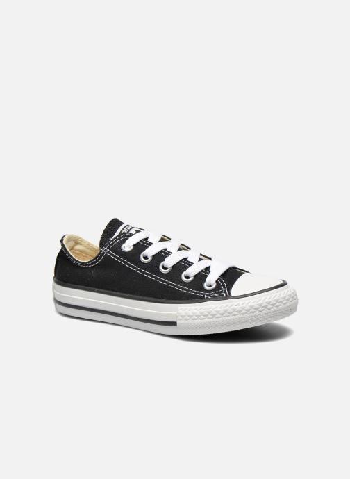 Sneakers Converse Chuck Taylor All Star Core Ox Zwart detail