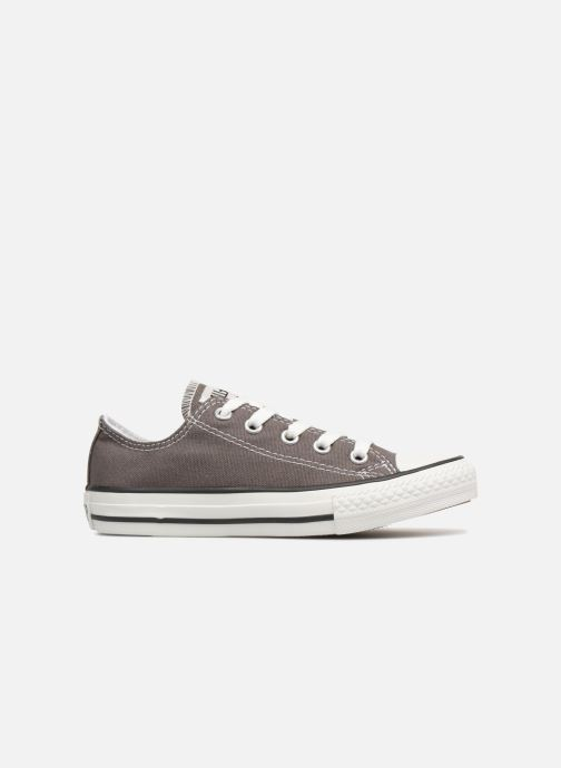 Sneakers Converse Chuck Taylor All Star Core Ox Grijs achterkant