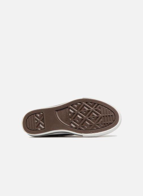 Sneakers Converse Chuck Taylor All Star Core Ox Grigio immagine dall'alto
