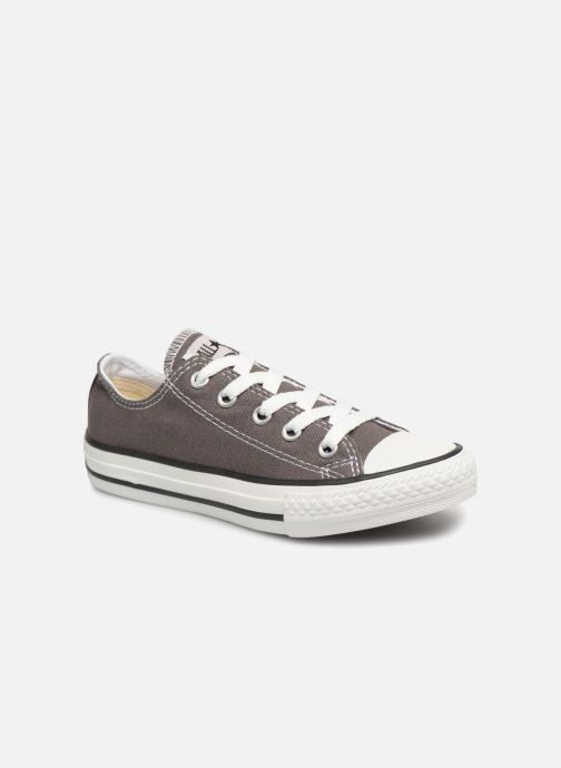 Trainers Converse Chuck Taylor All Star Core Ox Grey detailed view/ Pair view