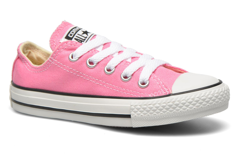 Sneakers Converse Chuck Taylor All Star Core Ox Rosa vedi dettaglio/paio