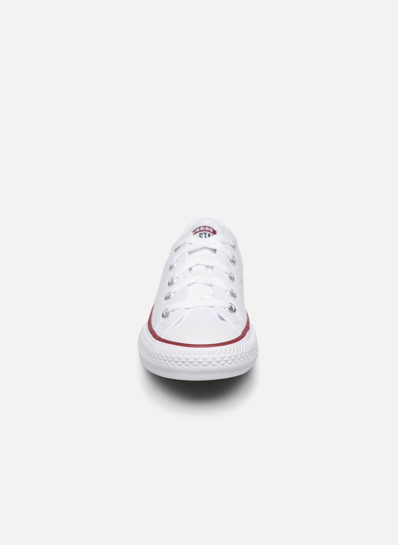 Baskets Converse Chuck Taylor All Star Core Ox Blanc vue portées chaussures