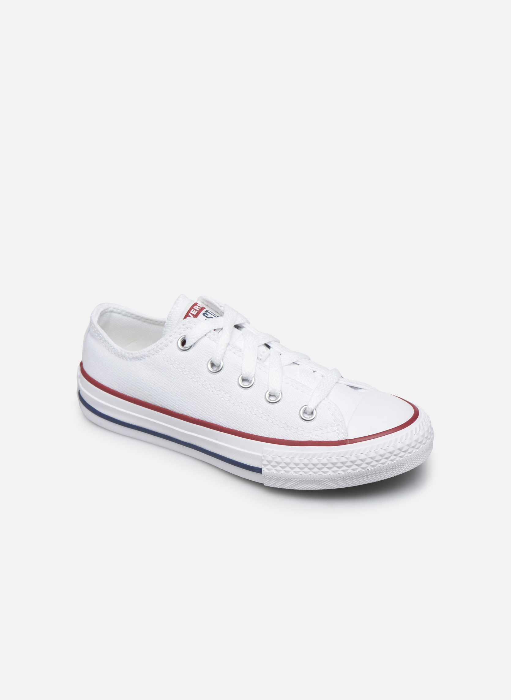 Baskets Converse Chuck Taylor All Star Core Ox Blanc vue détail/paire