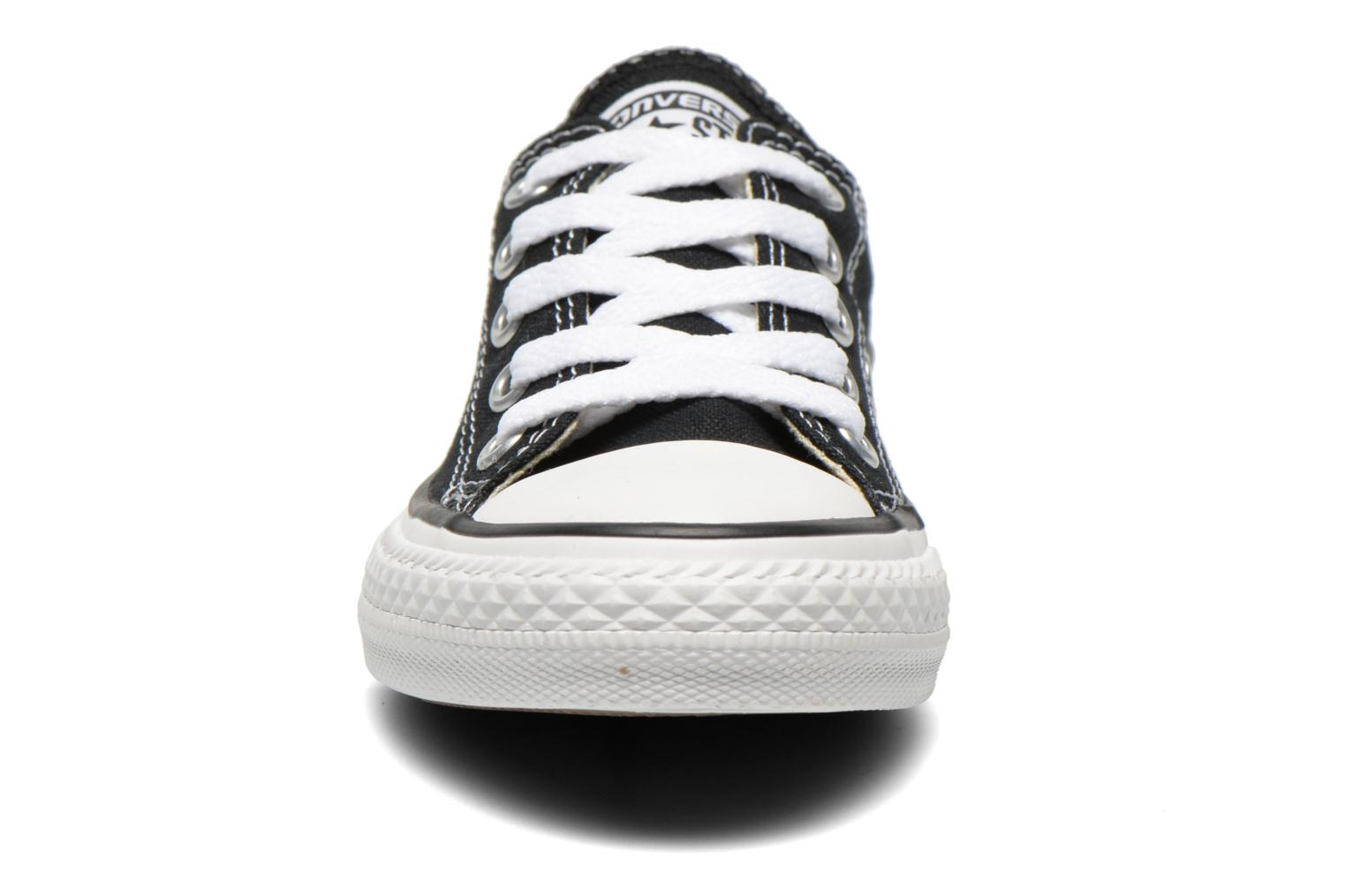 Sneakers Converse Chuck Taylor All Star Core Ox Sort se skoene på