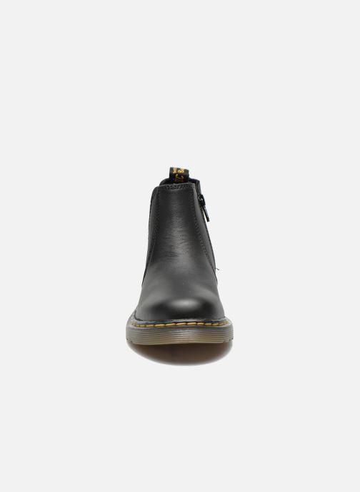 Bottines et boots Dr. Martens 2976 J Noir vue portées chaussures