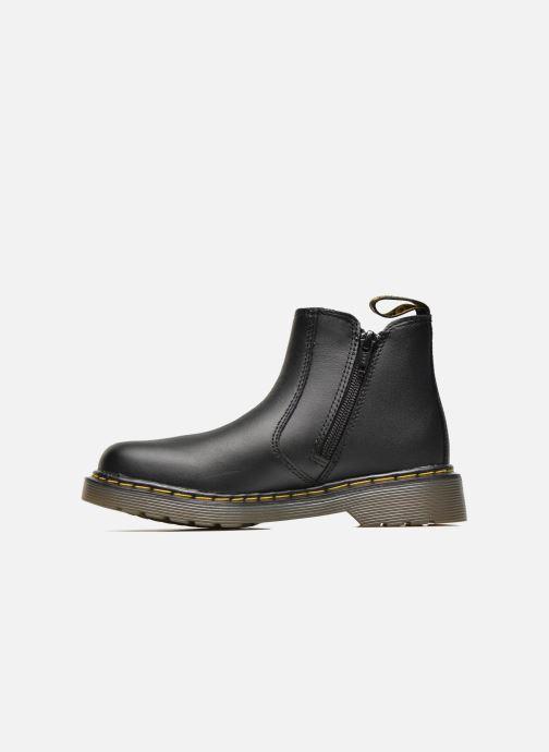 Boots en enkellaarsjes Dr. Martens 2976 J Zwart voorkant