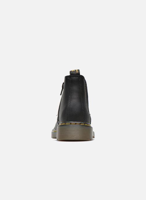 Bottines et boots Dr. Martens 2976 J Noir vue droite