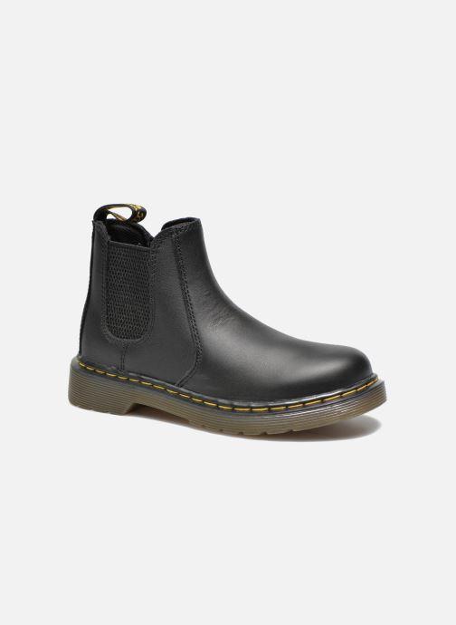 Boots en enkellaarsjes Dr. Martens 2976 J Zwart detail