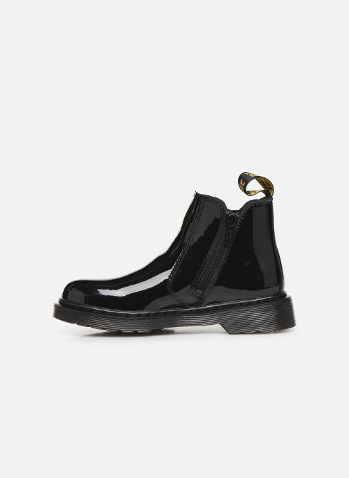 Bottines et boots Dr. Martens 2976 J Noir vue face