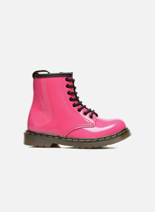 Ankelstøvler Dr. Martens 1460 T Pink se bagfra