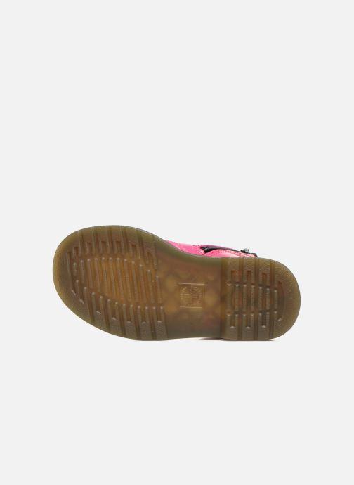 Stiefeletten & Boots Dr. Martens 1460 T rosa ansicht von oben