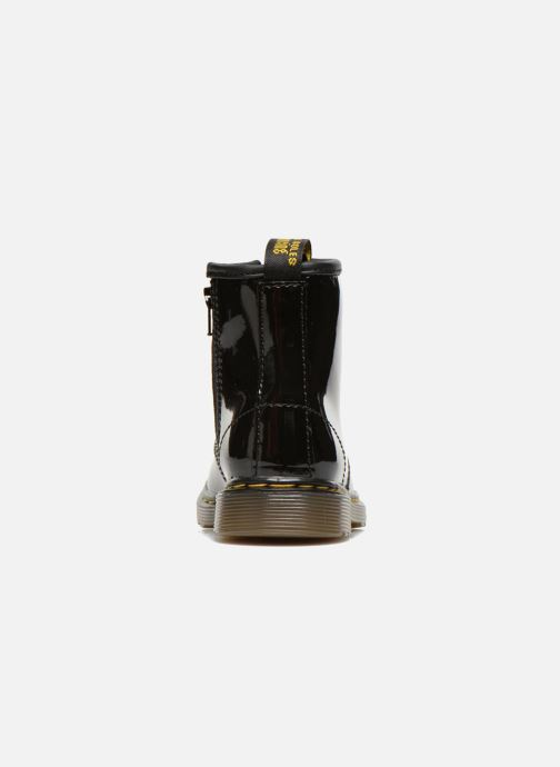 Bottines et boots Dr. Martens 1460 T Noir vue droite