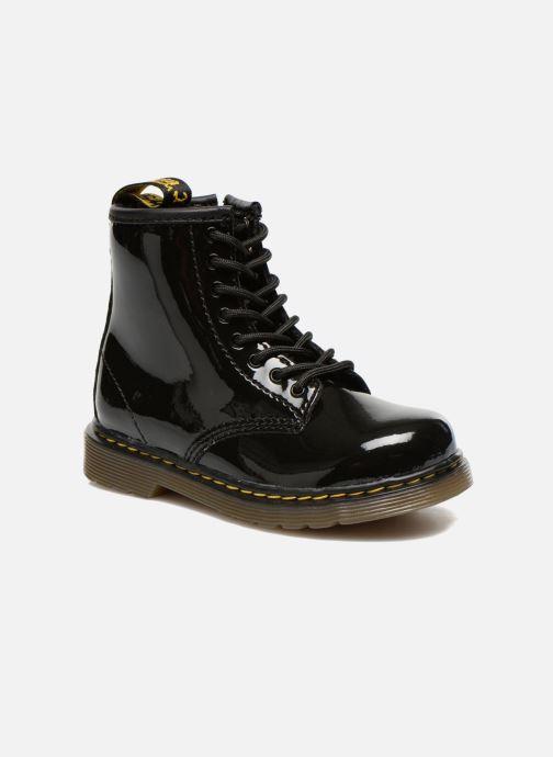 Boots en enkellaarsjes DR. Martens 1460 T Zwart detail