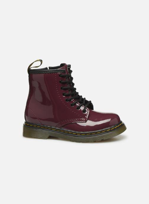 Bottines et boots Dr. Martens 1460 T Bordeaux vue derrière
