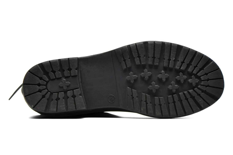 Bottines et boots Colors of California Ophélie Noir vue haut