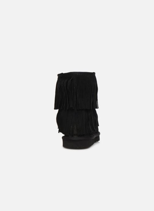 Bottines et boots Colors of California Sadie Noir vue droite