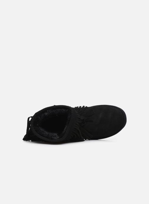 Bottines et boots Colors of California Sadie Noir vue gauche