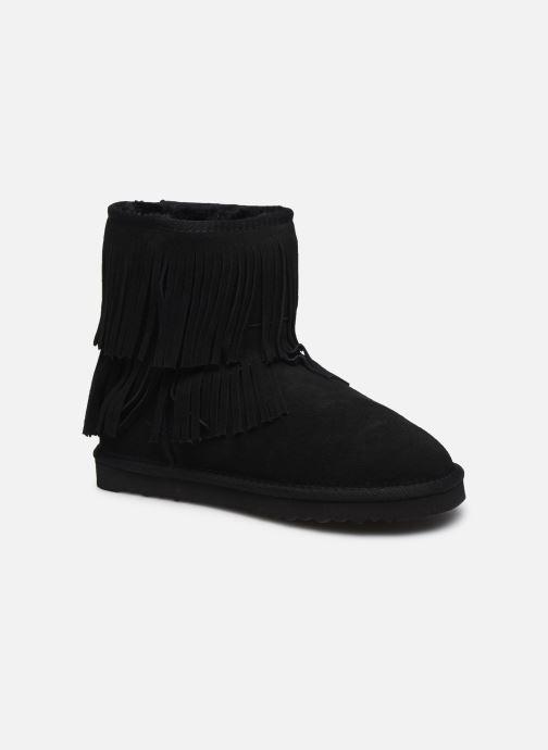 Bottines et boots Colors of California Sadie Noir vue détail/paire