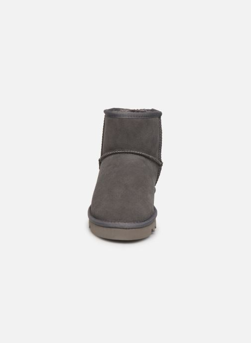 Bottines et boots Colors of California Sadie Gris vue portées chaussures