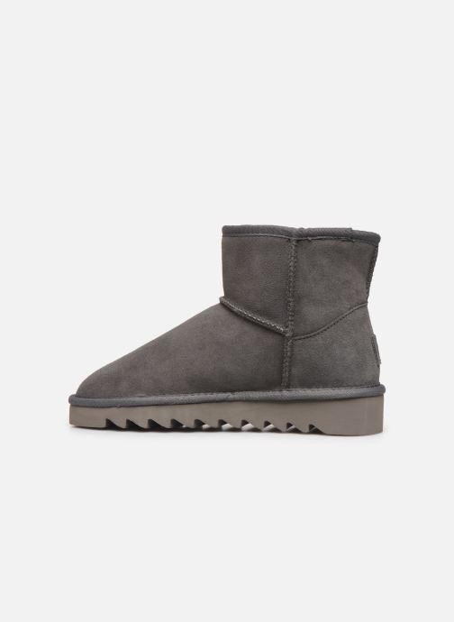 Bottines et boots Colors of California Sadie Gris vue face