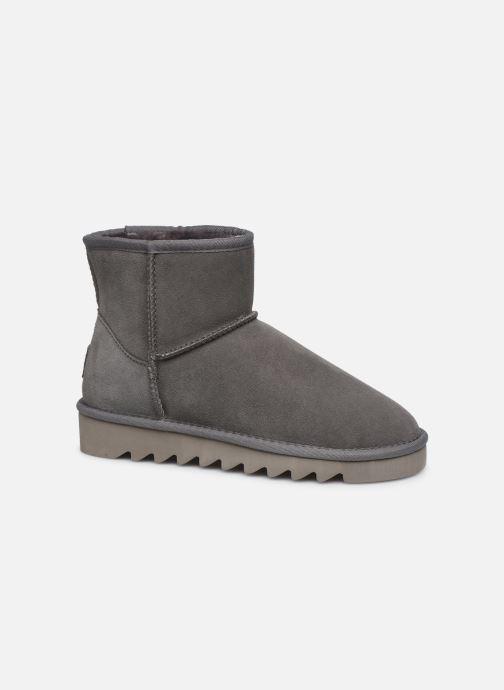 Bottines et boots Colors of California Sadie Gris vue détail/paire