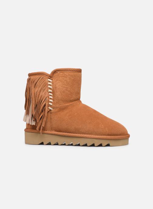 Bottines et boots Colors of California Sadie Marron vue derrière