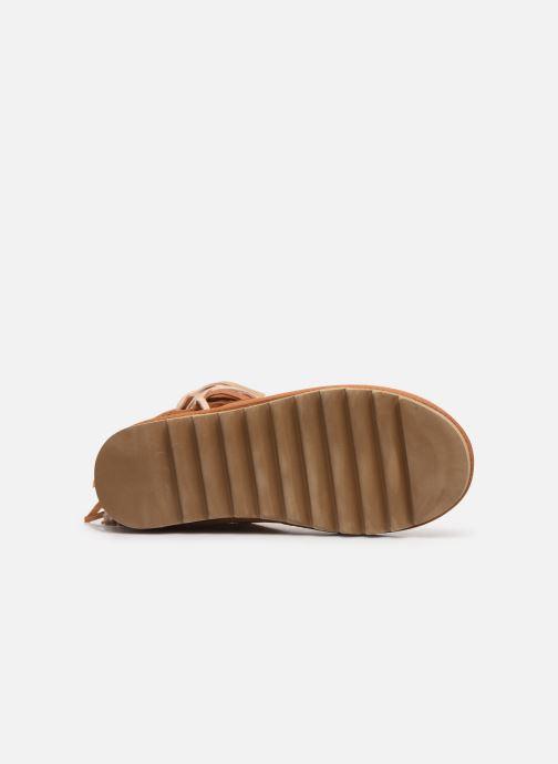 Stiefeletten & Boots Colors of California Sadie braun ansicht von oben