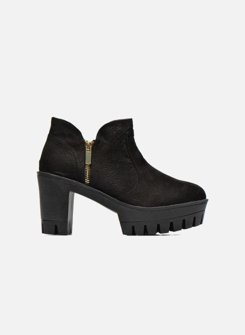 Bottines et boots Colors of California Lena Noir vue derrière