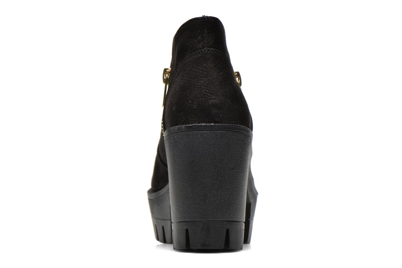 Bottines et boots Colors of California Lena Noir vue droite