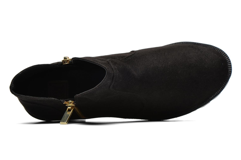 Bottines et boots Colors of California Lena Noir vue gauche